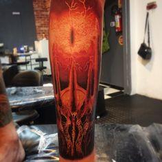 Sauron Eye Lord of The Rings Tolkien Senhor dos Anéis Tatuagem Tattoo Ink Inked Tattooed @duartetattoo