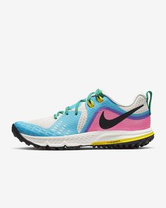 best authentic 9e99d a24b9 Chaussure de running Nike Air Zoom Wildhorse 5 pour Femme