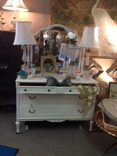Shabby Chis Style Dresser