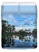 Serenity  Duvet Cover by Bill And Deb Hayes