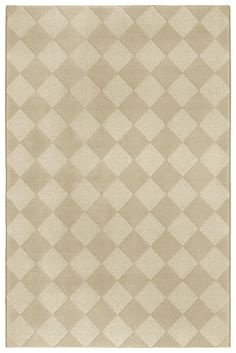 """area rug by Shaw Floors in style """"Facets"""" color Stone"""