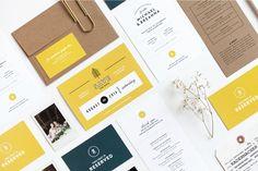 Michael & Breanna Wedding | Design by Rowan Made