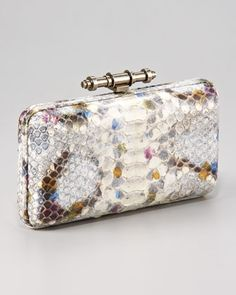 Python Minaudiere by Givenchy.