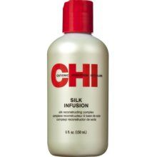 Chi Silk Infusion - Love the way it makes my hair look and feel when straightening