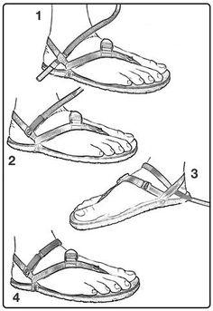LUNA Tech Straps (pair) - LUNA Sandals
