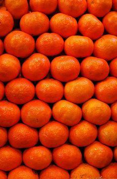 Orange | Arancio | Oranje | オレンジ | Colour | Texture | Style | Form | Catala Tangerines