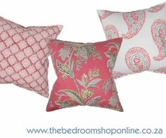 Scatter Cushions, Throw Pillows, Color Pop, Colour, Bespoke Furniture, Corals, All White, Beautiful Bedrooms, Earthy