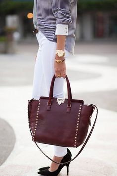Banker-chic by Alterations Needed
