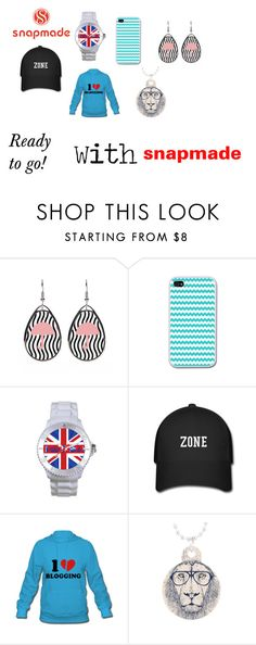 """""""Ready to go with snapmade!"""" by fashiontime-is-on-my-side ❤ liked on Polyvore"""