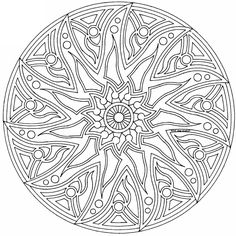 1000 Images About Mandalas On Pinterest Mandala Coloring Pages Pages And Abstract