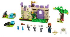 LEGO Friends Introduces Disney Princess Play Sets | The Mary Sue
