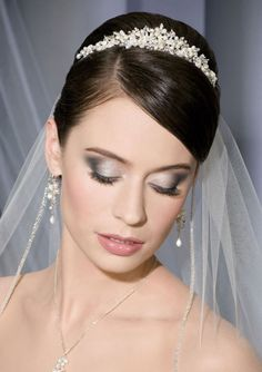 Bel Aire Bridal headpiece