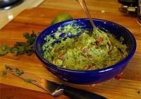 Klasické guacamole