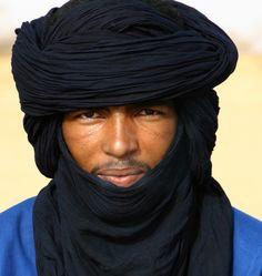 Tuareg, men of the veil