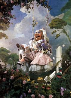Muppet memories to pin, share and enjoy :)