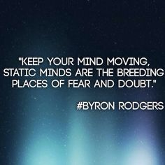 #PerceptualEmpowerment #Success #motivation #inspiration #ByronRodgers