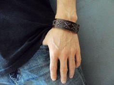 Adjustable Leather  Bracelet /Couple bracelets by sevenvsxiao, $7.00