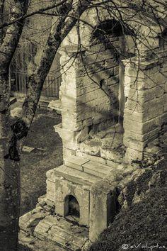 #Tempietto del #Clitunno, in #Fonti del #Clitunno near #Campello, #Umbria #Italy #WorldHeritage #UNESCO #Longobardi  http://www.evoluptas.com/clitunno-fonti-dellanima/