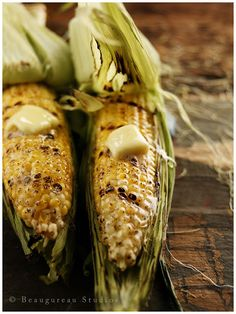 3-Way Grilled Corn on the Cob