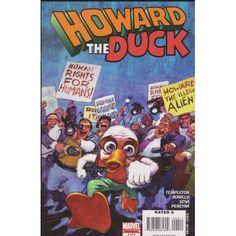 HOWARD THE DUCK #4 | 2007-2008 | MINI-SERIES | MARVEL | $4.20