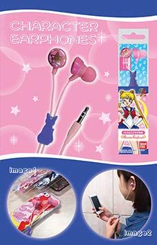 @Sailor Moon Sailor Moon and Luna Earphones! http://www.moonkitty.net/reviews-buy-sailor-moon-phone-cases-straps-charms.php #SailorMoon