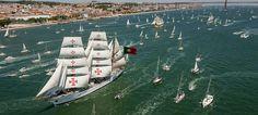 The Tall Ships Races regressa a Lisboa em 2016