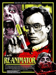 Re - Animator Artist: James Rheem Davis
