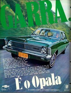 Opala 1970 - Chevrolet