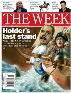 Holder's last stand: July 6, 2012