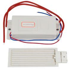 High Quality AC 220V/110V 10g/h Portable Ozone Generator Ceramic Plate Air Purifier Air Ceaner Home Ozone Generator Kit