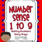With this packet, your little ones can practice numbers individually, with a small group, with a tutor or with the entire class.  They will be able...