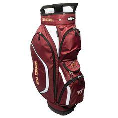 Virginia Tech Hokies Clubhouse Golf Cart Bag