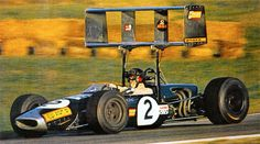 Jochen Rindt (Austria), Roy Winkelmann Racing Brabham BT23C - Cosworth FVA  1968 F2 Albi GP (XXVII Grand Prix d'Albi 1968)
