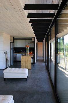 Casa Cristian Biehl in Chile by Daniel Rojo Arquitecto.