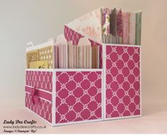 6″ DSP and Memories + More Cards Holder – Lady Dee Crafts