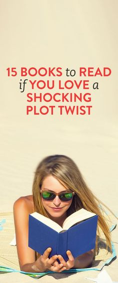 15 Books To Read If You Love A Shocking Plot Twist(Favorite List Ideas)