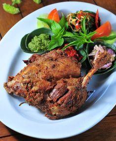 Resep Spesial Bebek Goreng Bali Yang Menggugah Selera Resep