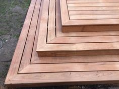 Jatoba terrasse - Både & Byg Wood, Deck, Crafts, Gardens, Patio, Manualidades, Woodwind Instrument, Timber Wood, Front Porches
