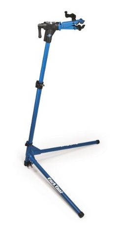 Park Tool PCS-10 Home Mechanic Repair Stand - The PCS-10 has all the features of our popular PCS-9 Home Mechanic Repair Stand but with special upgrades to make set up, take down, and use faster and easier. The PCS-10 works well with many recumbents and bikes with odd shaped tubing.