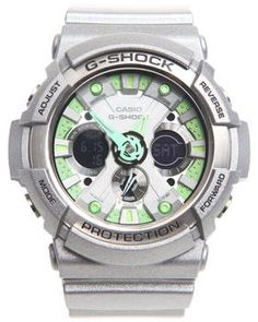 Buy GA-200SH-8A Watch Men's Accessories from G-Shock by Casio. Find G-Shock by Casio fashions & more at DrJays.com