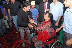 Farhan Akhtar at Bhaag Milkha Bhaag Premiere