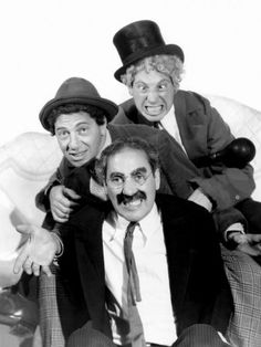 Photo of Marx Bros. for fans of Marx Brothers.
