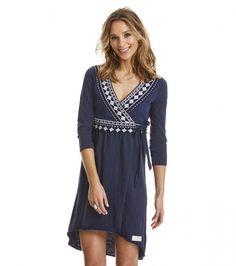 get-a-way l/s dress