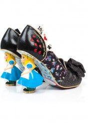 Irregular Choice Alice in Wonderland Wonderland This Way