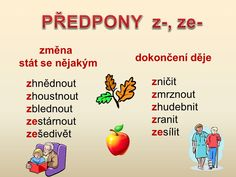 předpony s, z vz - Hledat Googlem Peanuts Comics, Notes, Education, Report Cards, Notebook, Onderwijs, Learning