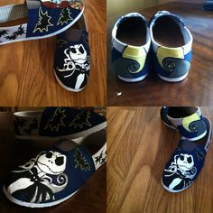 The Nightmare Before Christmas -- These are bloomin' awesome!!!