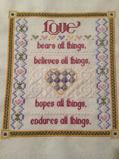 "TW Designworks; Seeds of Love from ""Sewing Seeds"""