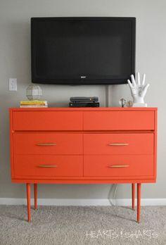 Adding Legs to a Dresser :: Hometalk