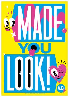 Creative Review - Made You Look: a feature length film on UK graphic art