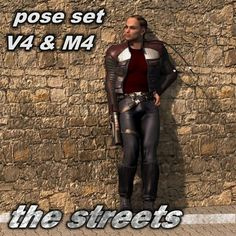 The Streets - 07 (Standard Poses)